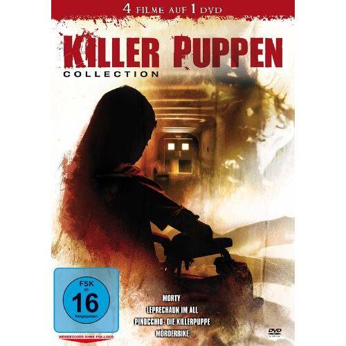 Robert Vincent - Killer Puppen Collection - Preis vom 16.01.2021 06:04:45 h