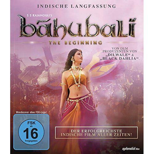 Rajamouli, S. S. - Bahubali - The Beginning (Langfassung) [Blu-ray] - Preis vom 21.04.2021 04:48:01 h