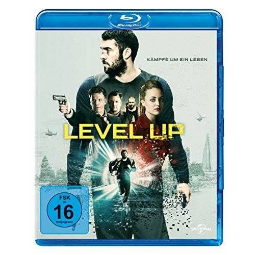 Adam Randall - Level Up [Blu-ray] - Preis vom 14.05.2021 04:51:20 h