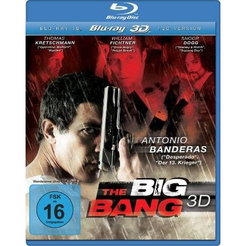 Tony Krantz - The Big Bang 3D (3D Version inkl. 2D Version & 3D Lenticular Card) [3D Blu-ray] - Preis vom 20.10.2020 04:55:35 h