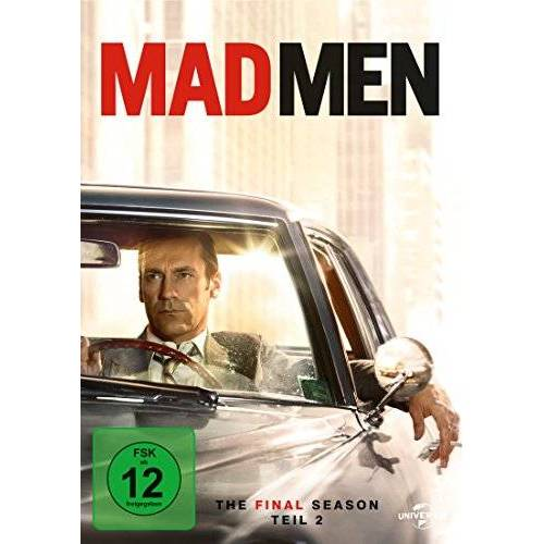 Scott Hornbacher - Mad Men - The Final Season 7.2 [3 DVDs] - Preis vom 23.02.2021 06:05:19 h
