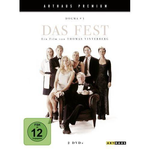 Ulrich Thomsen - Das Fest (Arthaus Premium Edition - 2 DVDs) - Preis vom 31.03.2020 04:56:10 h