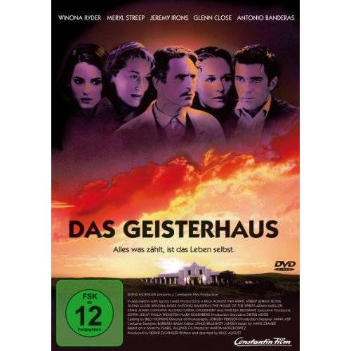 Bille August - Das Geisterhaus - Preis vom 09.12.2019 05:59:58 h