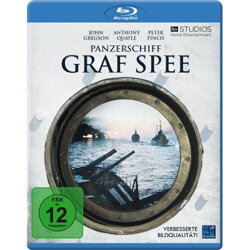 Michael Powell - Panzerschiff Graf Spee [Blu-ray] - Preis vom 20.10.2020 04:55:35 h