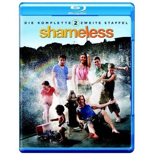 John Wells - Shameless - Staffel 2 [Blu-ray] - Preis vom 14.05.2021 04:51:20 h