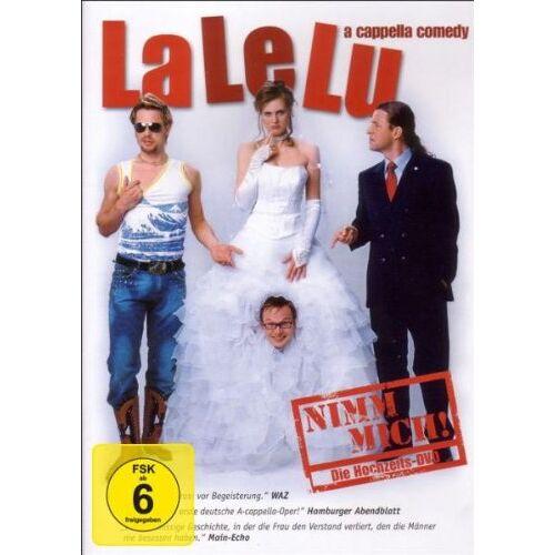 LaLeLu - Nimm mich! Die Hochzeitsshow - Preis vom 03.04.2020 04:57:06 h