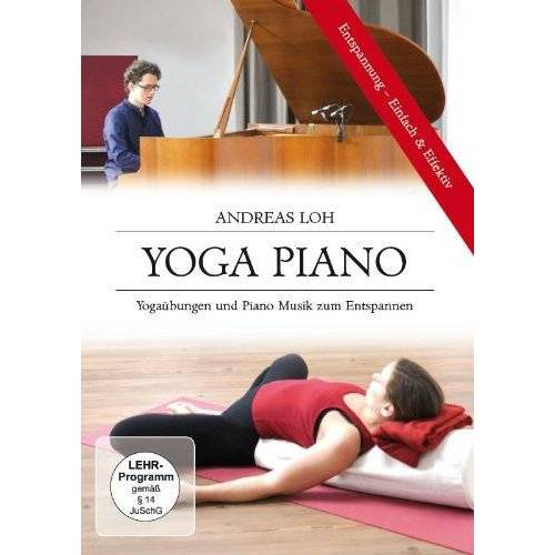 Andreas Loh - Yoga Piano - Andreas Loh - Preis vom 20.10.2020 04:55:35 h