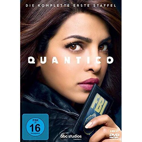 Priyanka Chopra - Quantico - Die komplette erste Staffel [6 DVDs] - Preis vom 12.06.2019 04:47:22 h