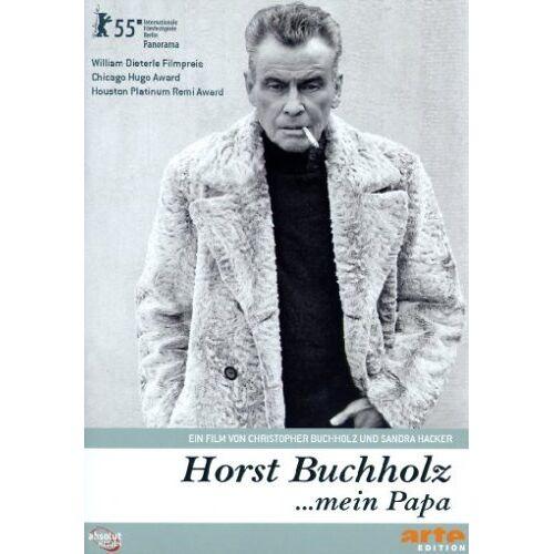 Christopher Buchholz - Horst Buchholz ...mein Papa - Preis vom 16.04.2021 04:54:32 h