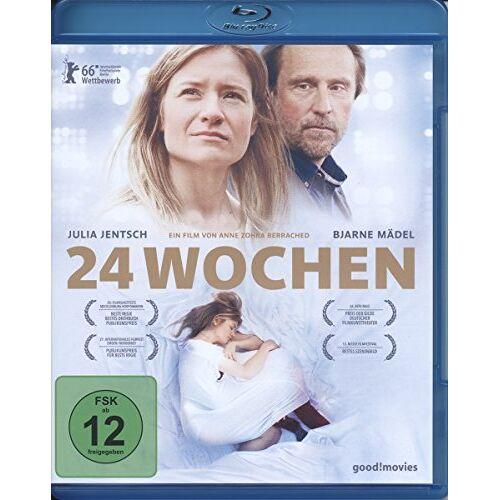 Berrached, Anne Zohra - 24 Wochen [Blu-ray] - Preis vom 11.04.2021 04:47:53 h