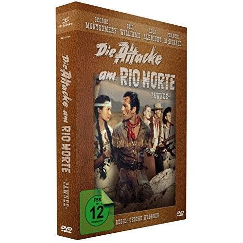 George Waggner - Die Attacke am Rio Morte (Western Filmjuwelen) - Preis vom 20.10.2020 04:55:35 h