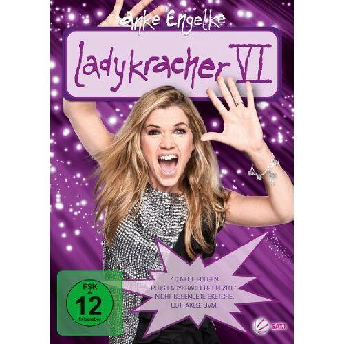 Jan Markus Linhof - Ladykracher - Staffel 6 [2 DVDs] - Preis vom 17.04.2021 04:51:59 h