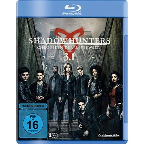 Alberto Rosende - Shadowhunters Staffel 3.1 [Blu-ray] - Preis vom 13.04.2021 04:49:48 h