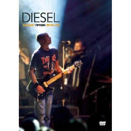 Diesel - The First Fifteen '89-'04 Live - Preis vom 17.01.2021 06:05:38 h