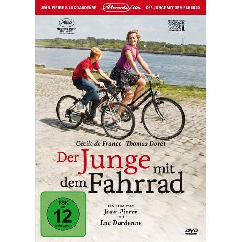 Jean-Pierre Dardenne - Der Junge mit dem Fahrrad - Preis vom 21.07.2019 05:30:01 h