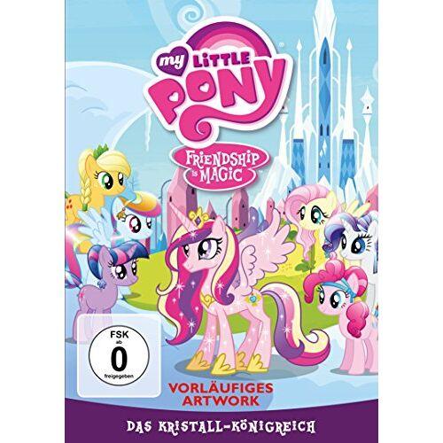 Jayson Thiessen - My Little Pony - Staffel 3 - Vol 1: Das Kristall-Königreich - Preis vom 10.09.2020 04:46:56 h