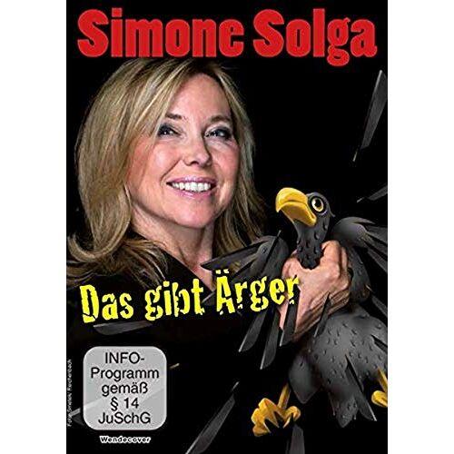 Simone Solga - Simone Solga: Das gibt Ärger - Preis vom 09.05.2021 04:52:39 h