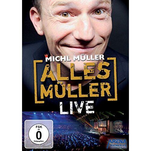 Michl Müller - Alles Müller Live - Preis vom 11.05.2021 04:49:30 h