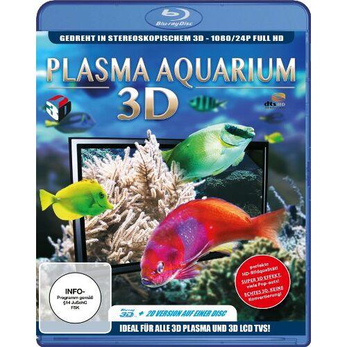 Simon Busch - Plasma Aquarium 3D (Blu-ray 3D) - Preis vom 23.02.2021 06:05:19 h