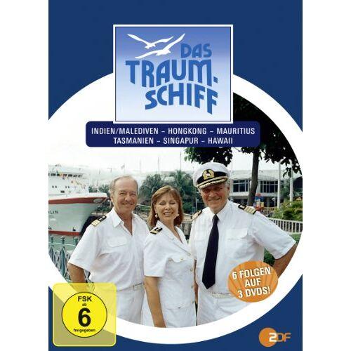 Fritz Umgelter - Das Traumschiff DVD-Box VII - Preis vom 08.04.2020 04:59:40 h