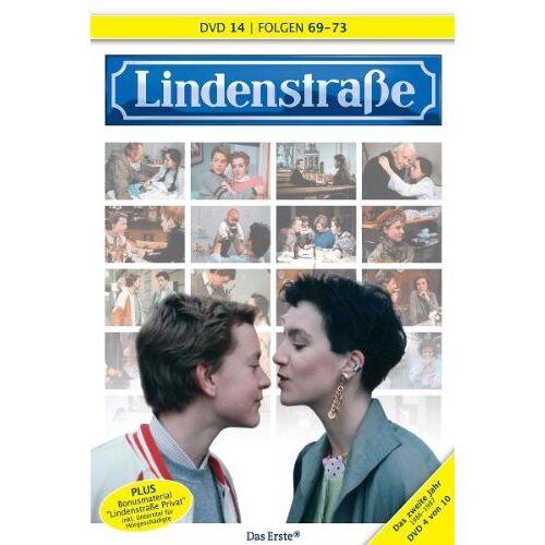 Herwig Fischer - Lindenstraße - DVD 14 (Folge 69 - 73) - Preis vom 06.05.2021 04:54:26 h