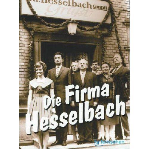 Liesel Christ - Die Firma Hesselbach (8 DVDs) - Preis vom 28.02.2021 06:03:40 h