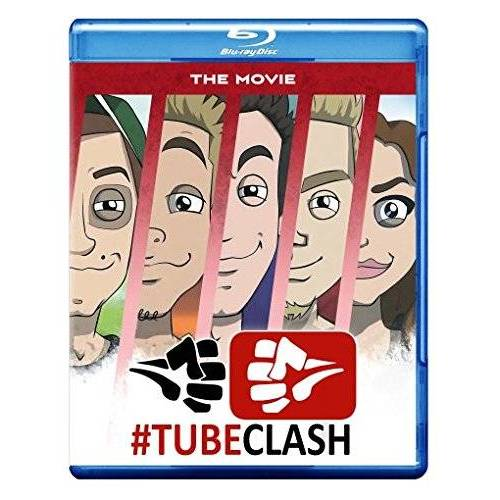 - Tubeclash - The Movie [Blu-ray] - Preis vom 13.04.2021 04:49:48 h