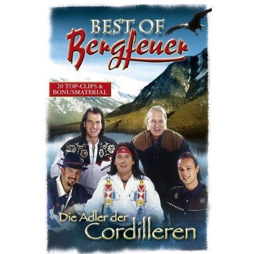 Bergfeuer - Best Of Bergfeuer: Die Adler der Cordilleren - Preis vom 14.01.2021 05:56:14 h
