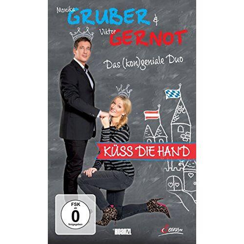 Kurt Pongratz - Monika Gruber & Viktor Gernot - Küss die Hand - Preis vom 13.05.2021 04:51:36 h
