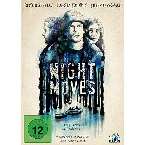 Kelly Reichardt - Night Moves - Preis vom 26.02.2021 06:01:53 h