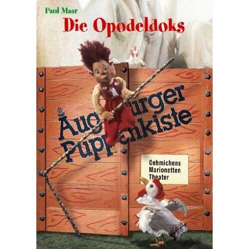 Sepp Strubel - Augsburger Puppenkiste - Die Opodeldoks - Preis vom 17.04.2021 04:51:59 h