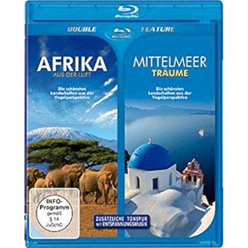 - Afrika aus der Luft/Mittelmeerträume [Blu-ray] - Preis vom 05.05.2021 04:54:13 h