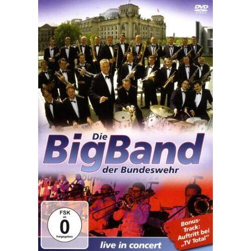 Die Big Band der Bundeswehr - Die Big Band der Bundeswehr live in concert - Preis vom 19.01.2021 06:03:31 h