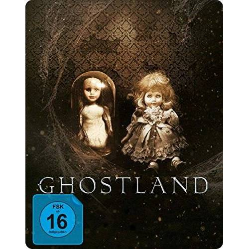 Pascal Laugier - Ghostland - Limited Steelbook [Blu-ray] - Preis vom 20.10.2020 04:55:35 h