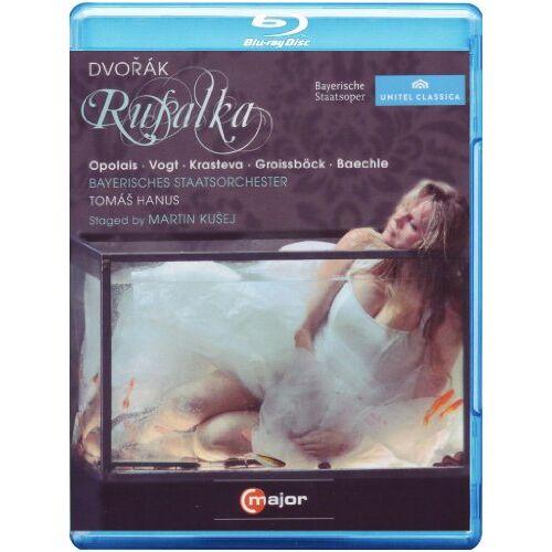 Tomás Hanus - Dvorak: Rusalka - Tomas Hanus [Blu-ray] - Preis vom 15.05.2021 04:43:31 h