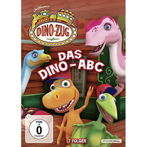 Craig Bartlett - Dino-Zug - Das Dino-ABC - Preis vom 27.02.2021 06:04:24 h