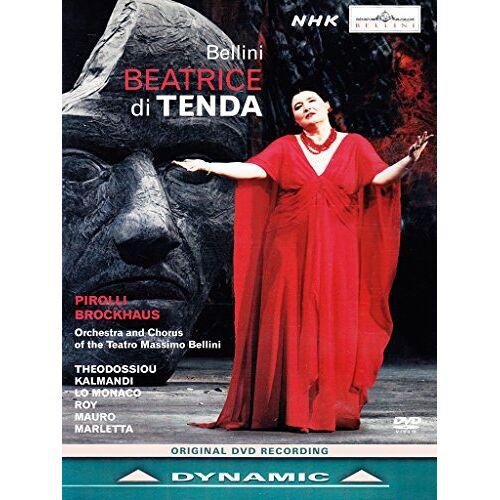 Vincenzo Bellini - Bellini: Beatrice di Tenda (2010) [DVD] - Preis vom 20.10.2020 04:55:35 h