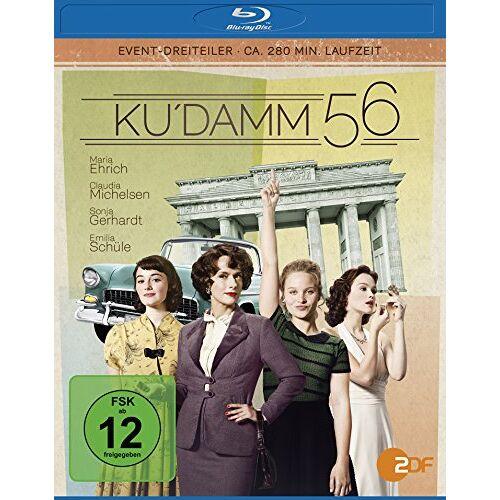 Sven Bohse - Ku'damm 56 [Blu-ray] - Preis vom 18.10.2020 04:52:00 h
