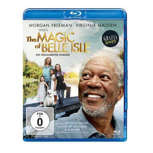 Rob Reiner - The MAGIC of BELLE ISLE - Ein verzauberter Sommer [Blu-ray] - Preis vom 16.05.2021 04:43:40 h