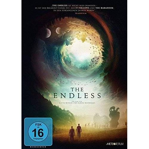 Justin Benson;Aaron Moorhead - The Endless - Preis vom 04.09.2020 04:54:27 h