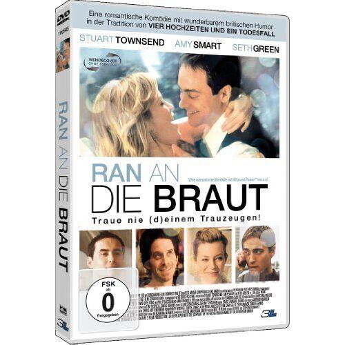 Stefan Schwartz - Ran an die Braut - Traue nie (d)einem Trauzeugen! (DVD) - Preis vom 20.11.2019 05:58:49 h
