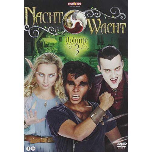 - DVD - Nachtwacht - Nachtwacht - Volume 3 (1 DVD) - Preis vom 17.10.2020 04:55:46 h