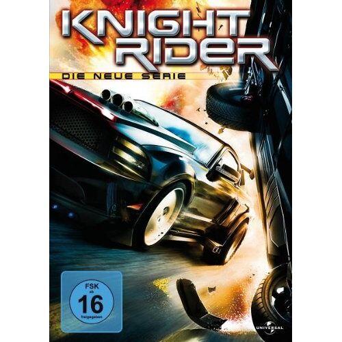 Justin Bruening - Knight Rider - Die neue Serie [4 DVDs] - Preis vom 18.10.2020 04:52:00 h