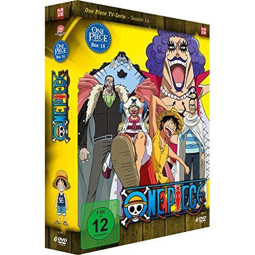 Konosuke Uda - One Piece - Die TV Serie - Box Vol. 16 [6 DVDs] - Preis vom 13.05.2021 04:51:36 h