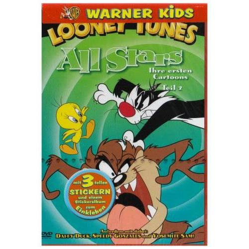- Looney Tunes All Stars Collection - Ihre ersten Cartoons 2 - Preis vom 12.04.2021 04:50:28 h