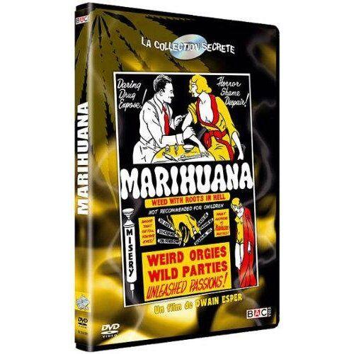 Dwain Esper - Marihuana [FR Import] - Preis vom 20.10.2020 04:55:35 h