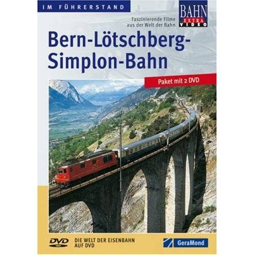 - Bern-Lötschberg-Simplon-Bahn [2 DVDs] - Preis vom 10.04.2021 04:53:14 h