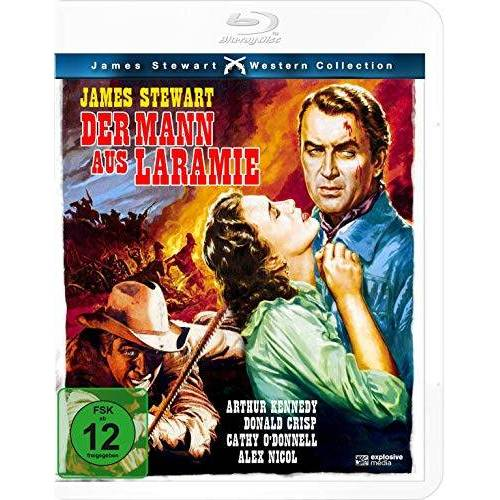 Anthony Mann - Der Mann aus Laramie (The Man from Laramie) [Blu-ray] - Preis vom 20.10.2020 04:55:35 h