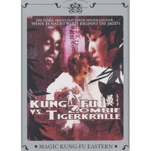 Hsiu, Lin I - Kung-Fu Zombie vs. Tigerkralle - Preis vom 18.01.2021 06:04:29 h