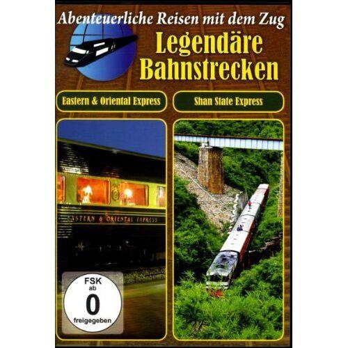 - Abenteuerliche Reisen mit dem Zug - Legendäre Bahnstrecken - Preis vom 15.01.2021 06:07:28 h